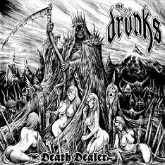 THE DRUNKS (USA) - 'Death Dealer' LP