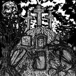 UNGOD (Ger) – 'Cloaked in Eternal Darkness' LP+7'EP