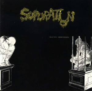SUPURATION (Fr) – 'Sultry Obsession + bonus' LP (yellow vinyl)