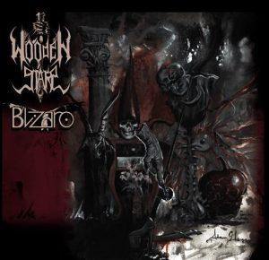 WOODEN STAKE / BLIZARO (USA) – split CD