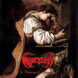 MERCYLESS (Fra) – 'In Memory of Agrazabeth' D-LP Gatefold (Oxblood vinyl)