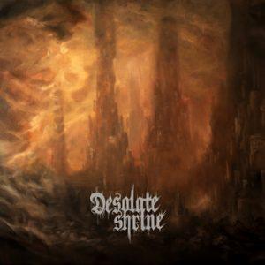DESOLATE SHRINE (Fin) – 'Tenebrous Towers' LP