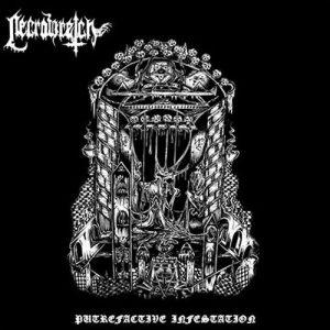 NECROWRETCH (Fra) – 'Putrefactive Infestation' MLP (White vinyl)
