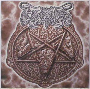 DEMONIZED (Mex) – 'Demonized' CD