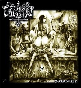 KULTO MALDITO – 'Diaboliko' LP Gatefold