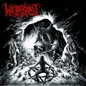 WEREGOAT (USA) - 'Unholy Exaltation of Fullmoon Perversity' LP