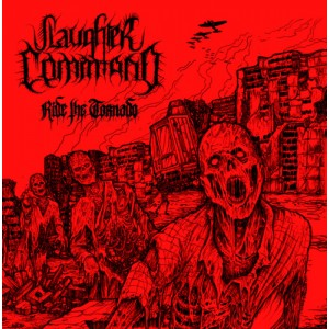 SLAUGHTER COMMAND (Ger) – 'Ride The Tornado' LP