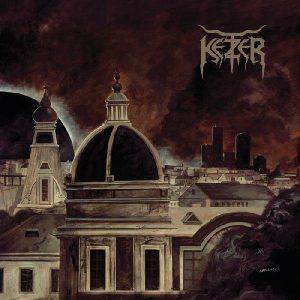 KETZER (Ger) – 'Endzeit Metropolis' LP Gatefold