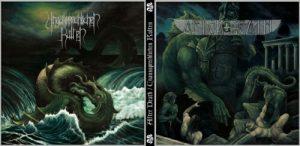 AFTER DEATH / UNAUSSPRECHLICHEN KULTEN - Split LP Gatefold