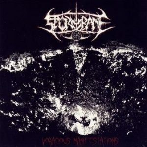 STORMBANE (Aus) – 'Voracious Manifestations' 7'EP