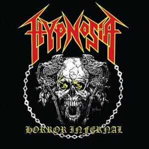 HYPNOSIA (Swe) – 'Horror Infernal' LP Gatefold