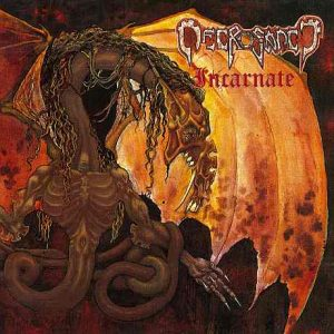 NECROSANCT (UK) – 'Incarnate' CD