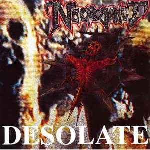 NECROSANCT (UK) – 'Desolate' CD