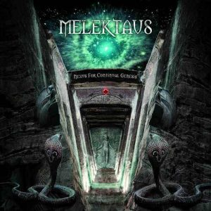 MELEKTAUS (Chi) – 'Nexus for Continual Genesis' CD Digipak