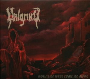 VALGRIND (It) – 'Morning will Come No More' CD Digipack