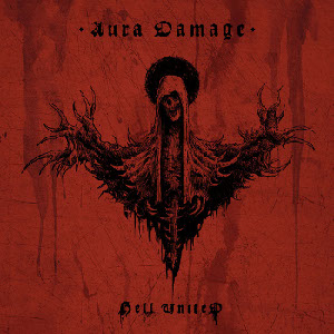 HELL UNITED (Pol) – 'Aura Damage' LP Gatefold
