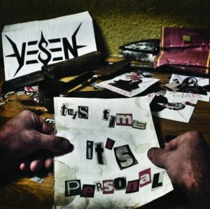 VESEN (Nor) - 'This Time It's Personal' LP