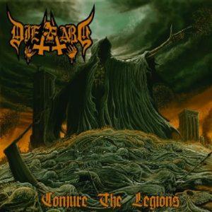DIE HARD (Swe) – 'Conjure The Legions' LP Gatefold