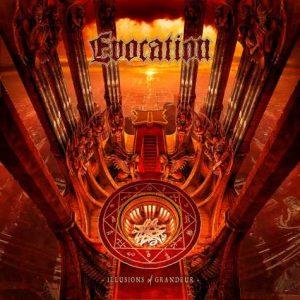EVOCATION (Swe) – 'Illusions Of Grandeur' LP