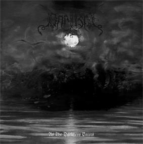BAPTISM (Fin) – 'As The Darkness Enters' LP Gatefold