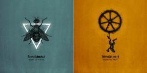 JUMALHÄMÄRÄ (Fin) – 'Slaughter the Messenger/Initiated into Trivialites' LP