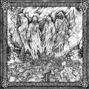 KAWIR / EMBRACE OF THORNS / SOULSKINNER (Gr) - Emissaries Of A Profane Advent  10'MLP