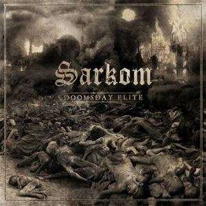 SARKOM (Nor) – 'Doomsday Elite' LP