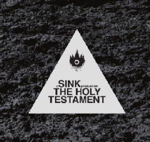 SINK (Fin) – 'The Holy Testament 2' LP Gatefold