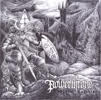 POWERTHRONE (USA) – 'Shadow knights' 7'EP