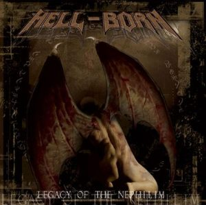 HELL-BORN (Pol) – 'Legacy Of The Nephilim' CD