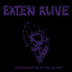"EATEN ALIVE (Chi) – 'Transfiguration Of The Macabre' 7""EP"