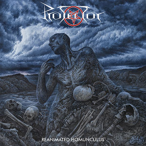 PROTECTOR (Ger) – 'Reanimated Homunculus' CD