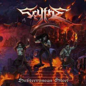 SCYTHE (USA) - 'Subterranean Steel' CD