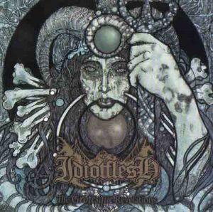 IDIOT. FLESH. (Mex) – 'The Grotesque Revelations' CD