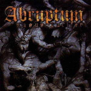 ABRUPTUM (Swe) – 'Casus Luciferi' PicLP