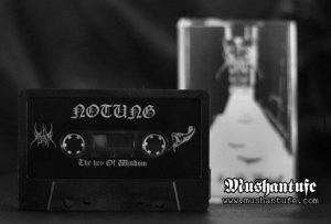 NOTUNG (Chi) – 'The Key of Wisdom' TAPE