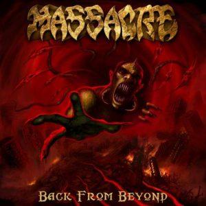 MASSACRE (USA) – 'Back from Beyond + bonus' CD