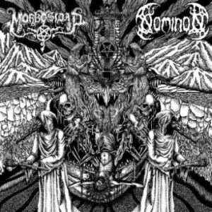 "MORBOSIDAD / NOMINON (Mex/Swe) – split 7""EP Gatefold"