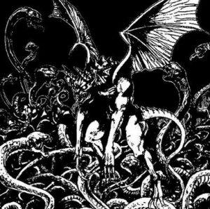 "NADIWRATH (Gr) – 'Chaotic Blasphemy' 7""EP"