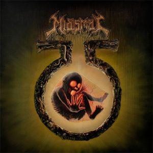 MIASMAL (Swe) – 'Cursed Redeemer' LP (Clear vinyl)