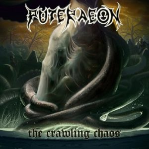 PUTERAEON (Swe) – 'The Crawling Chaos' LP Gatefold (dark green vinyl)