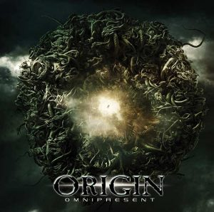 ORIGIN (USA) – 'Omnipresent' LP Gatefold