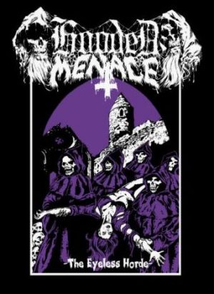 HOODED MENACE (Fin) – 'The Eyeless Horde' TAPE