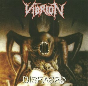 VIBRION (Arg) – 'Diseased / Instinct' CD