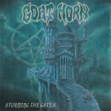 GOAT HORN (Can) – 'Storming The Gates' LP