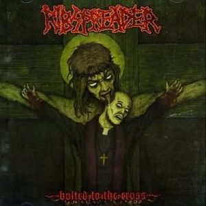 RIBSPREADER (Swe) – 'Bolted to the Cross' CD Slipcase + Poster