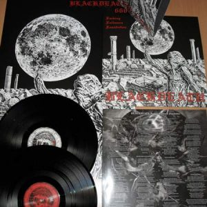 BLACKDEATH (Rus) – 'Fullmoon Fucking Foundation' LP