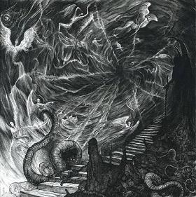 MAVETH / EMBRACE OF THORNS (USA/Gr) – split LP