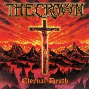 THE CROWN (Swe) – Eternal Death D-LP Gatefold
