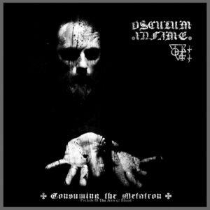 OSCULUM INFAME (Fr) – 'Consuming The Metatron' LP Gatefold